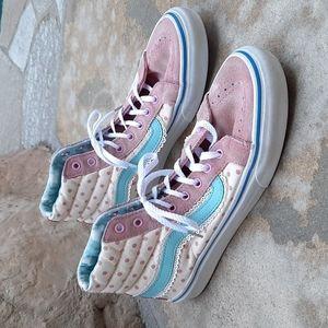 Disney x Vans Pixar Toy Story Little Bo Peep high tops shoes women 8.5 men 7